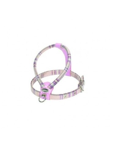 Pink Tartan Harness