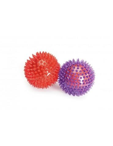 TPR μπάλα με ακίδες και ήχο
