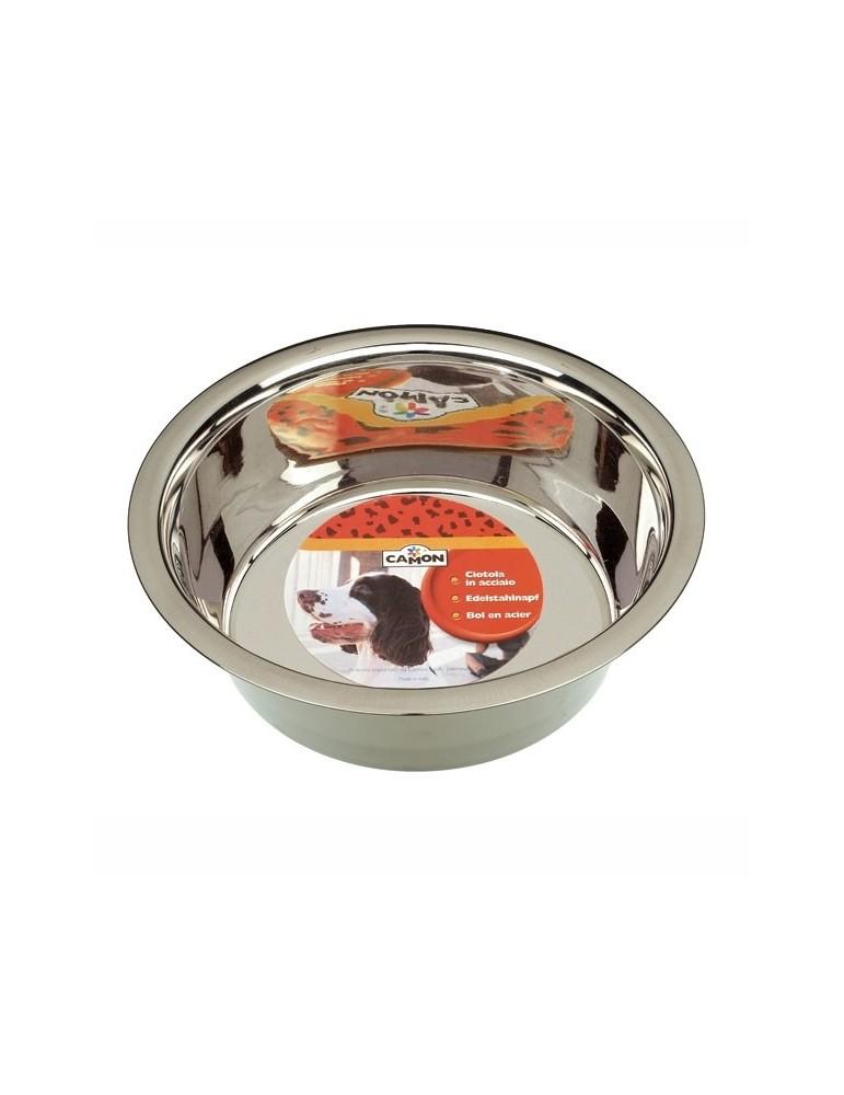 Μεταλλικό Πιάτο Ανοξείδωτο 250 ml