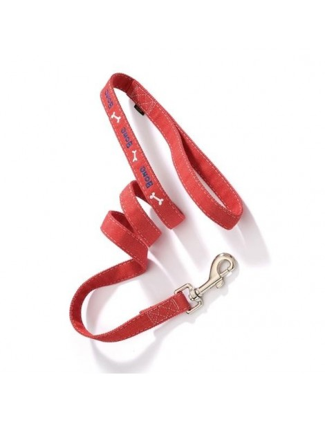 """Jeans Bone"" Leash 10mm"