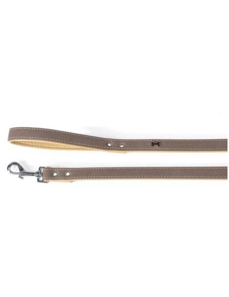 """Timber"" brown leash"