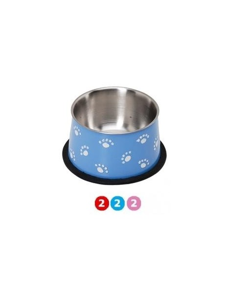 Colourful Stainless Steel Bowl 500 ml