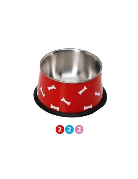 Colourful Stainless Steel Bowl 800 ml