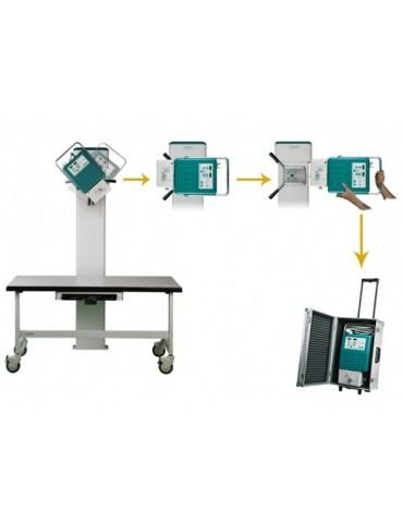Ακτινολογικό Μηχάνημα Sedecal Dual Vet X