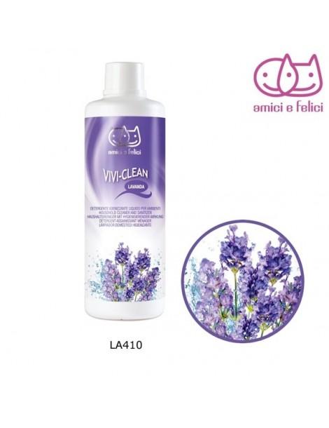 Cleaner and sanitizer Lavender